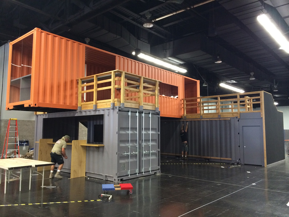 Shipping Containers 1