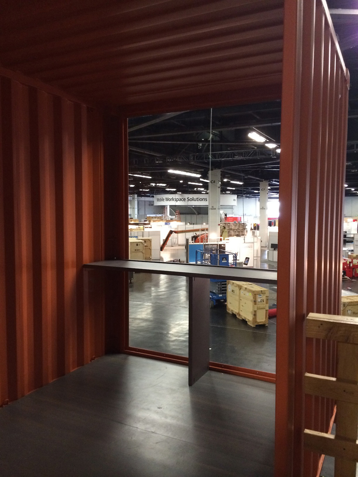 Shipping Containers 4