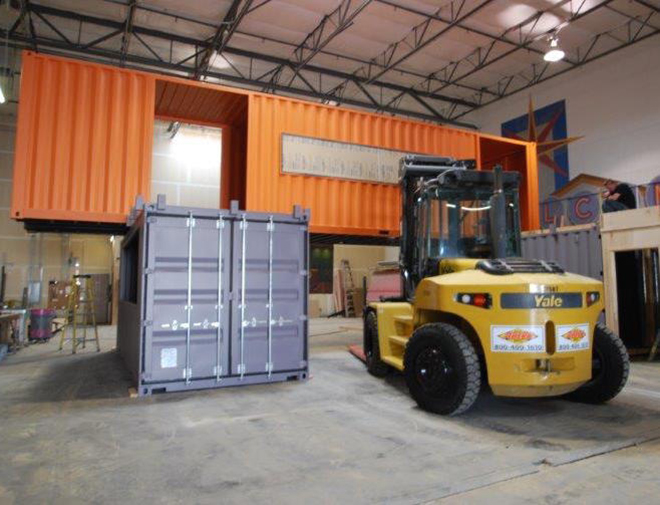 Shipping Containers 6